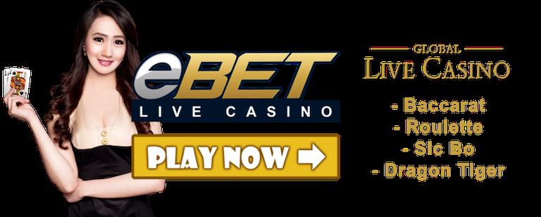 Ulasan Mengenai Provider e-Bet Casino Online