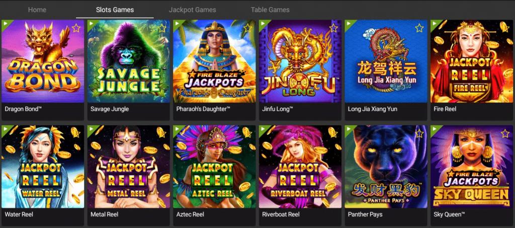 NTC33 slot games
