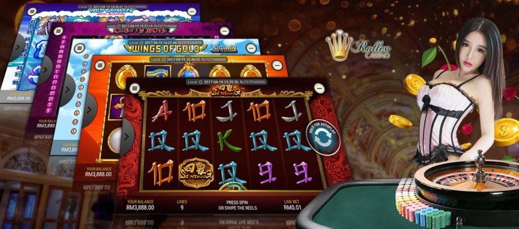 Rollex11 online casino
