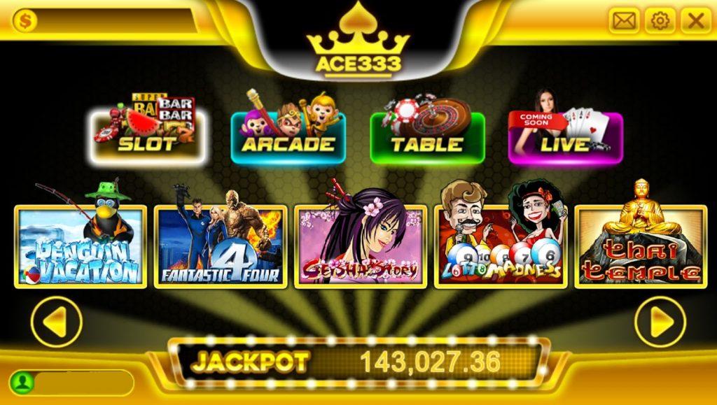 Ace333 Free Credit & Bonuses
