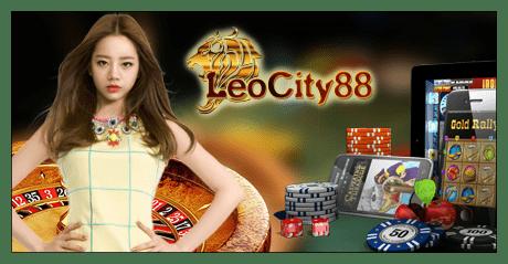 LeoCity88 Slots