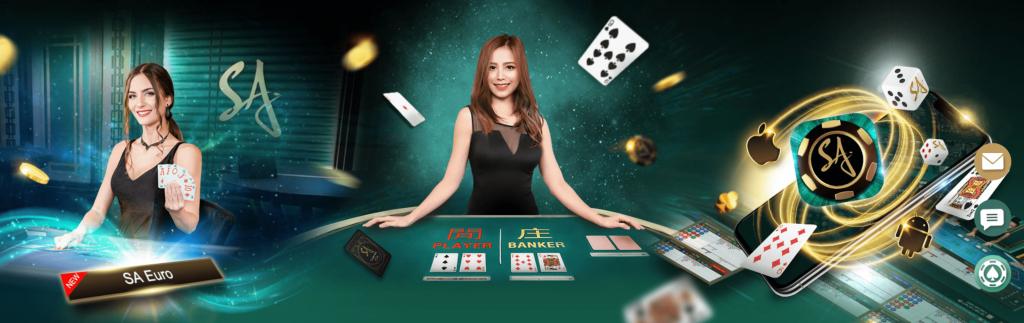 SA Gaming Malaysia