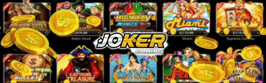 Enjoy Joker123 Slot Games