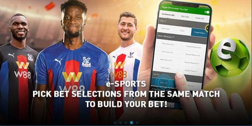 Place bets anytime with W88 Lite Mobile App